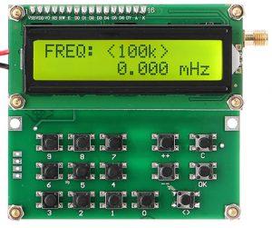 ADF4351 signal generator